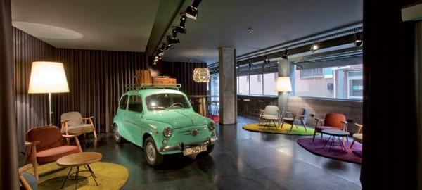 Design hotel Barcellona