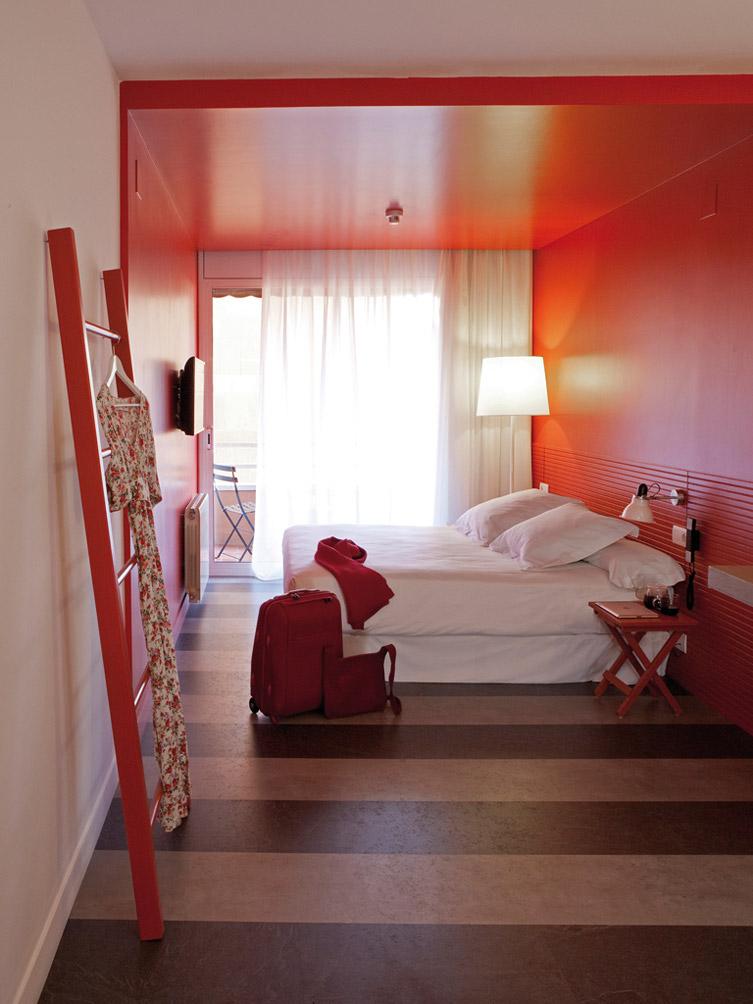 hotel minimal design