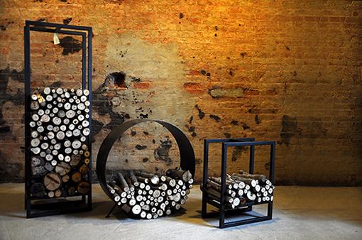 porta legna design