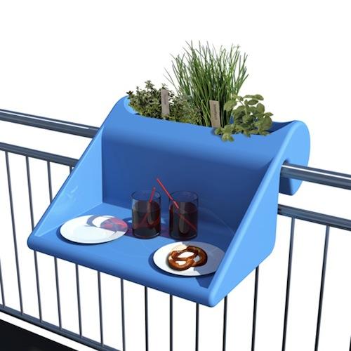 tavolino per terrazzo colazione