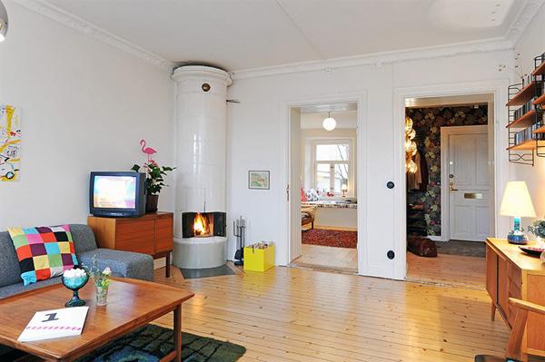 Appartamento vintage idee da copiare for Idee appartamento