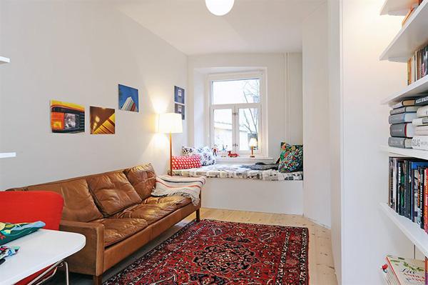 soggiorno vintage