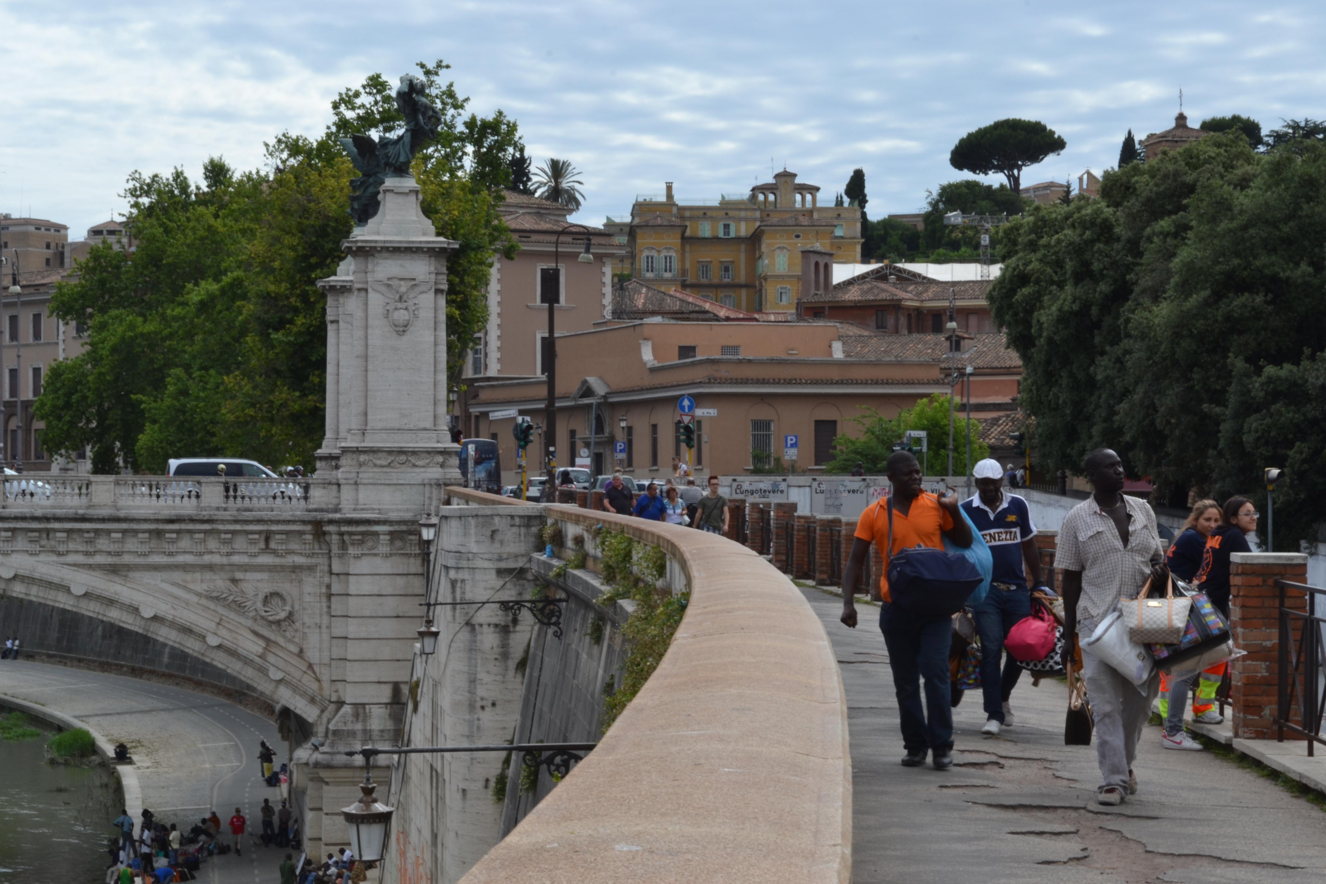 lavoratori extracomunitari Roma