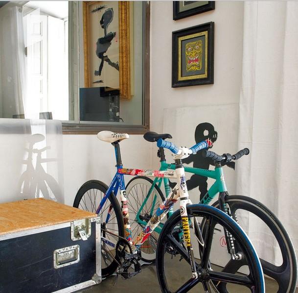 arredare biciclette