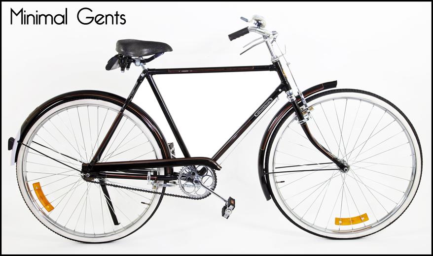 bicilette vintage modello indiano