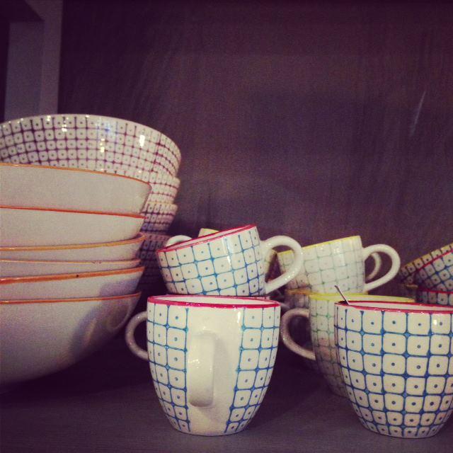 tazze ceramiche design
