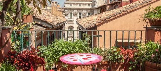 Appartamenti design roma for Appartamento design roma
