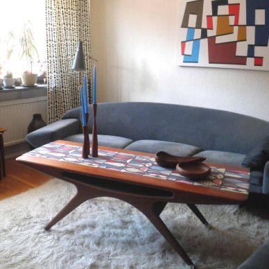 tavolo da caffè design scandinavo