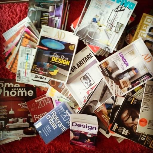 riviste design roma