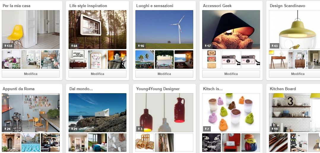 pinterest design blog roma