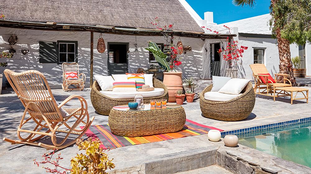 Stunning arredo terrazzo giardino pictures idee arredamento casa