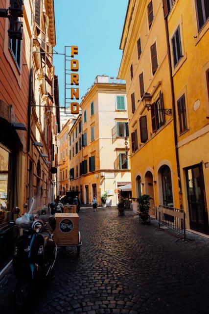 forno roscioli roma vacanze